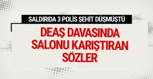 Gaziantep'teki DEAŞ davasında 39 tahliye