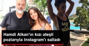 Hamdi Alkan'ın Kızı Zeynep, Ateşli Pozlarıyla Instagram'ı Salladı