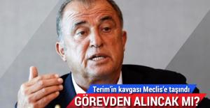 HDP Milletvekili Paylan, Spor Bakanı'na Sordu: Terim'i Görevden Alacak mısınız?