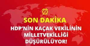 HDPli Sarıyıldız'ın Milletvekilliğinin Düşürülmesi Kararı Alındı