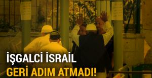 İşgalci İsrail'den metal dedektör açıklaması