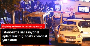 İstanbul'da Sansasyonel Eylem Hazırlığındaki 2 PKK'lı Daha Yakalandı