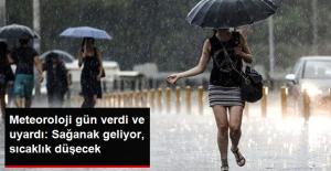 İstanbullular Cuma Gününe Dikkat! Sağanak Geliyor, Sıcaklık 5 Derece Birden Düşecek