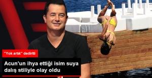 """İşte Benim Stilim'in Eski Yarışmacısı Şilan Makal'ın Suya Atlayışı """"Yok Artık"""" Dedirtti"""