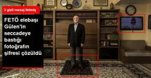 İstihbarat Birimleri, Gülen'in Seccadeye Bastığı Fotoğrafın Şifresini Çözdü