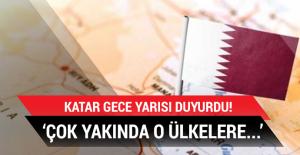 Katar, ambargo uygulayan ülkelerden tazminat istiyor