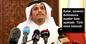 Katar, Doha'daki Türk Üssünü Kapatmayacaklarını Açıkladı