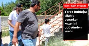 Küçük Çocuk, Yerde Bulduğu Silahla Oynarken 4 Yaşındaki Kuzenini Vurdu