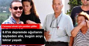 Kurtoğlu'nun Ailesi, Cenazeyi Almak İçin Tekrar İstanköy'de