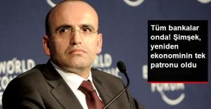 Mehmet Şimşek, Ekonomi Koordinasyonundan Sorumlu Başbakan Yardımcısı Oldu