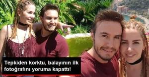 Mustafa Ceceli Balayından İlk Fotoğrafını Paylaştı
