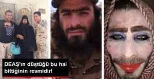 Musul'dan Kadın Kılığına Girip Kaçmaya Çalışan DEAŞ'lı Terörist Yakayı Ele Verdi
