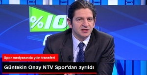 NTV Spor'un Simge İsimlerinden Güntekin Onay, BeIN Sports'la Anlaştı