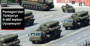 Pentagon, Türkiye#039;nin Rus S-400...