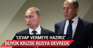 Rusya, Körfez krizinde devrede