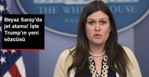 Spicer'ın İstifa Etmesinin Ardından Beyaz Saray Sözcülüğüne Sarah Sanders Getirildi