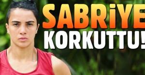 Survivor Sabriye sevenlerini korkuttu! Sırtı kanlar içinde kaldı...