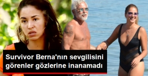 Survivor Berna Kendisinden Yaşça...