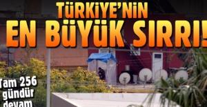 Tarsus'taki esrarengiz kazı, tam 256 gündür devam ediyor