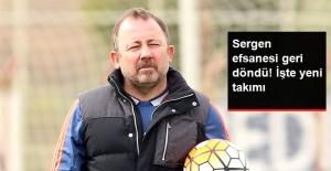 TFF 1. Lig Ekibi Eskişehirspor, Takımın Başına Sergen Yalçın'ı Getirdi
