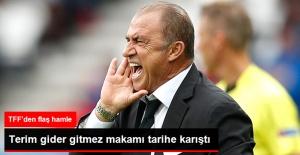 TFF, Fatih Terim Ayrıldıktan Sonra Türkiye Futbol Direktörlüğü Makamını Kaldırdı