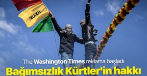 The Washington Times: Bağımsızlık Kürtler'in hakkı