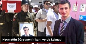 Tunceli'de Öğretmen Necmettin Yılmaz'ı Şehit Eden 6 PKK'lı Öldürüldü