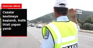 Türkiye Genelinde Trafik Denetlemesi: 5 milyon TL Ceza Kesildi