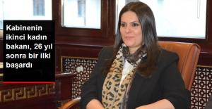 Yeni Çalışma Bakanı Jülide Sarıeroğlu, 26 Yıl Sonra Bir İlki Başardı