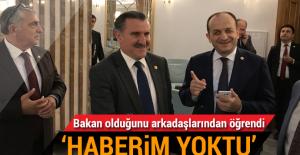 Yeni Gençlik ve Spor Bakanı'nın ilk açıklaması