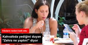 Zehra Çilingiroğlu'nun Kahvaltıda 1.5 Porsiyon Mantı Yedi