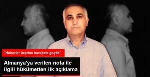 Almanya'ya Verilen Nota ile İlgili Çavuşoğlu'ndan Açıklama: Haberler Üzerine Harekete Geçtik