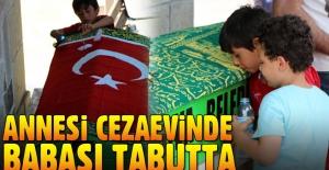 Amasya'da karısının uykusunda öldürdüğü polis defnedildi