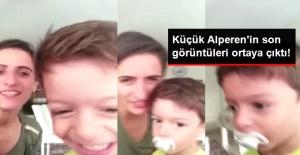 Anaokulu Servisinde Öldürülen Alperen'in Annesiyle Çekilmiş Son Görüntüleri Ortaya Çıktı