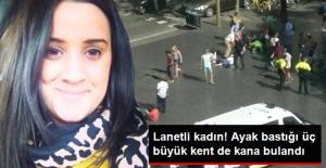 Avrupa Turuna Çıkan Avustralyalı Julia, Üç Büyük Kentte DEAŞ'ın Saldırılarına Denk Geldi