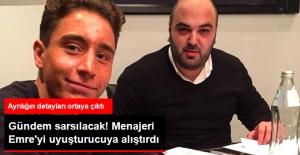 Emre Mor'un Menajeri Muzzi Özcan, Emre'yi Uyuşturucu Maddeye Alıştırmış