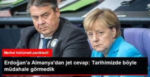 Erdoğan'ın Gurbetçilere Oy Çağrısına, Almanya'dan Cevap Geldi: Egemenliğimize En Büyük Müdahale