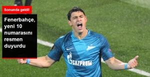 Fenerbahçe, Zenit Forması Giyen Brezilyalı Giuliano'yu Kiraladı