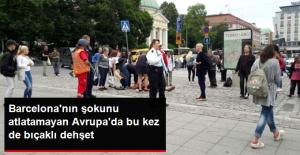 Finlandiya'da Bıçaklı Saldırı: 1 Ölü, 8 Yaralı
