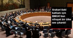 İngiltere, Arakan'da Yaşananları Görüşmek İçin Birleşmiş Milletler Güvenlik Konseyi'ni Acil...