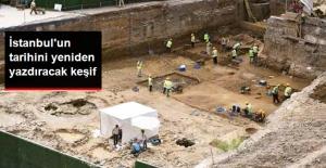 İstanbul'un Tarihini Yeniden Yazdıracak Keşif