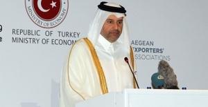 Katarlı Bakan Thani: Yapılan ambargoyu Türkiye sayesinde kırdık