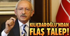 Kılıçdaroğlu Akıncı Üssü davasına katılma talebinde bulundu