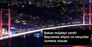 Kurban Bayramı'nda Köprü ve Otoyollar Ücretsiz