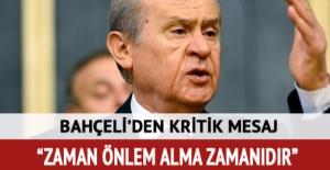MHP Genel Başkanı Bahçeli'den 17 Ağustos mesajı