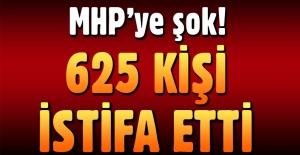 MHP'de Meral Akşener için 625 istifa