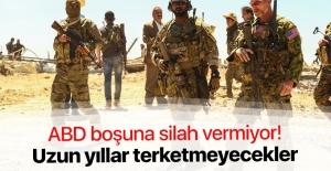 SDG: ABD Kuzey Suriye'de kalacak
