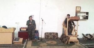 Şok fotoğraflar! PKK'lı teröristler camiye girip..