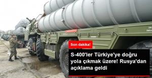 Son Dakika... Türkiye, Rusya ile S-400 İçin İmza Aşamasına Geldi