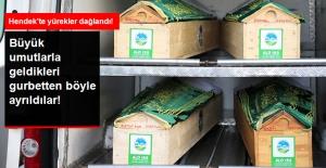 Traktör Kazasında Ölenlerin Cenazeleri Mardin'e Gönderildi